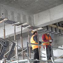 大理州酒店粘钢工程