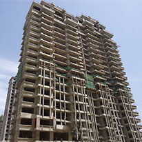 迪庆州综合楼混凝土加固