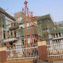 红河州医院抗震工程