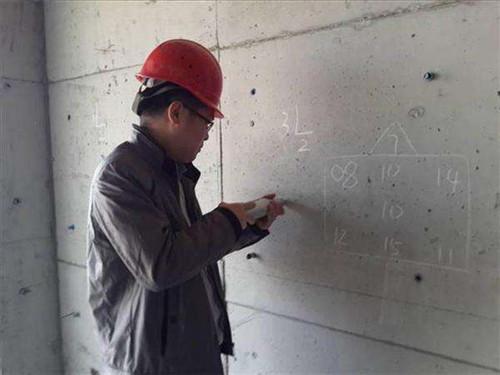 建筑检测鉴定