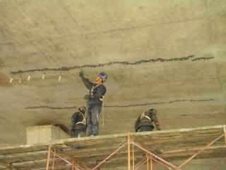 混凝土结构裂缝的检测与修复