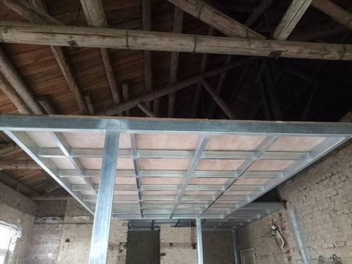 钢结构加固