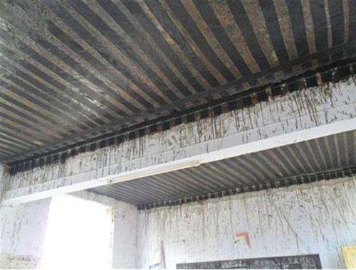 碳纤维加固桥梁