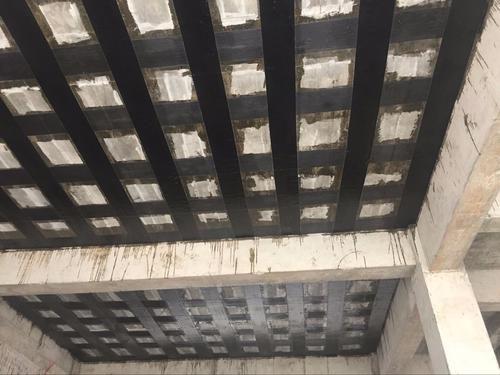 碳纤维板加固