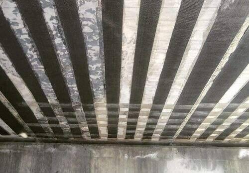 碳纤维加固