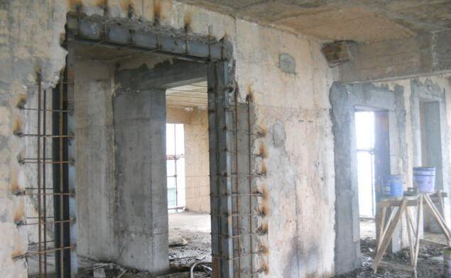 房屋结构加固改造